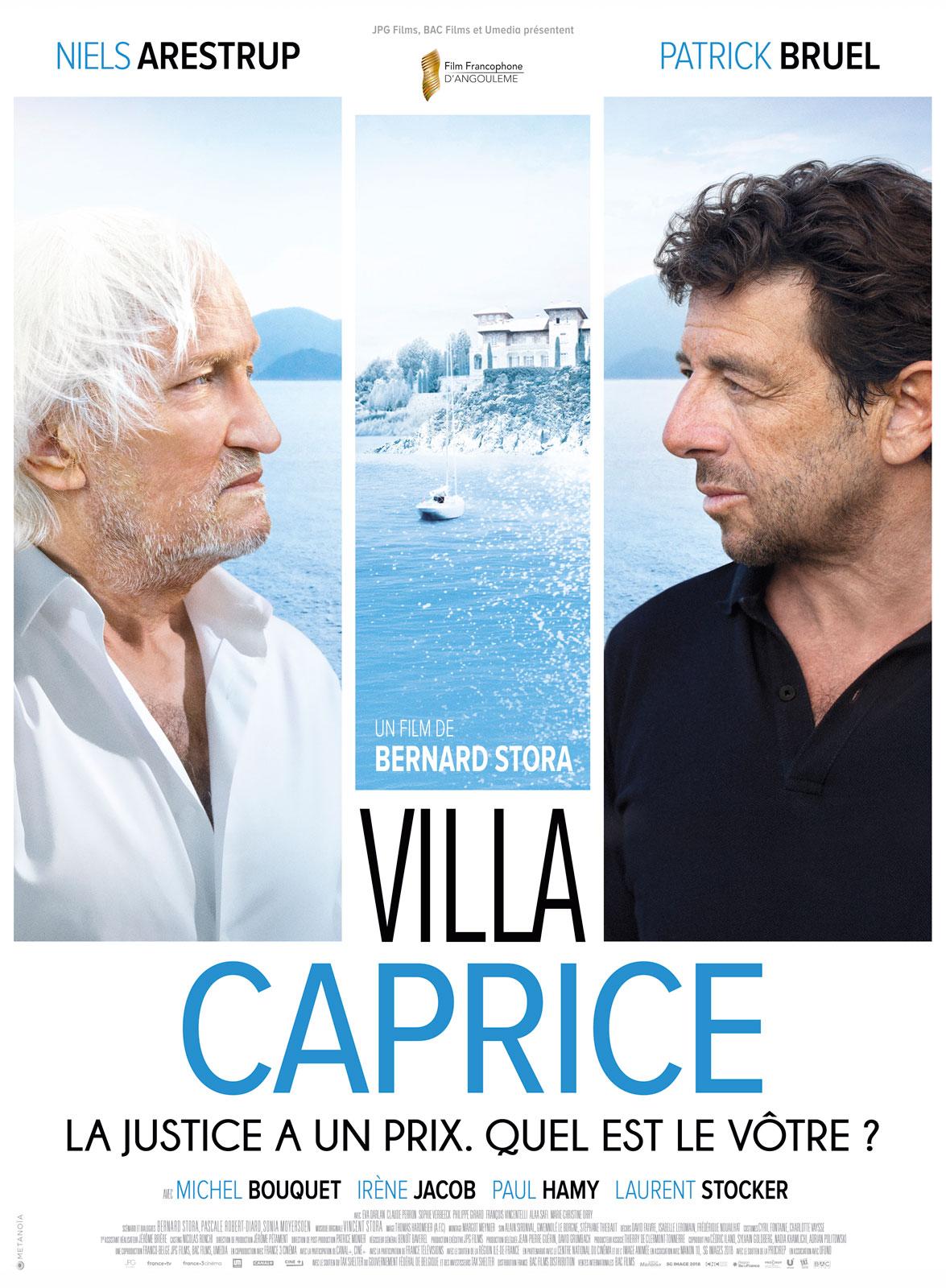Villa Caprice affiche film