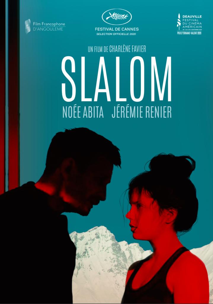 Affiche film Slalom